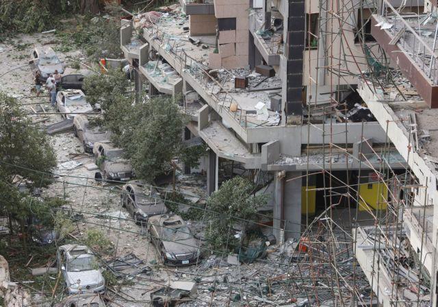 Σε αναζήτηση ευθυνών για τη «Χιροσίμα» της Μέσης Ανατολής
