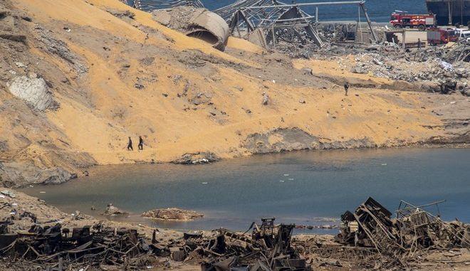 Ινδία: 700 τόνοι νιτρικού αμμωνίου σε λιμάνι από το 2015