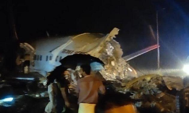 Ινδία: Συντριβή αεροσκάφους με 191 επιβάτες