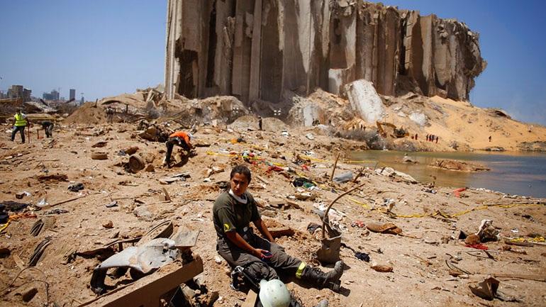 Λίβανος: Η έκρηξη στη Βηρυτό δημιούργησε κρατήρα βάθους 43 μέτρων
