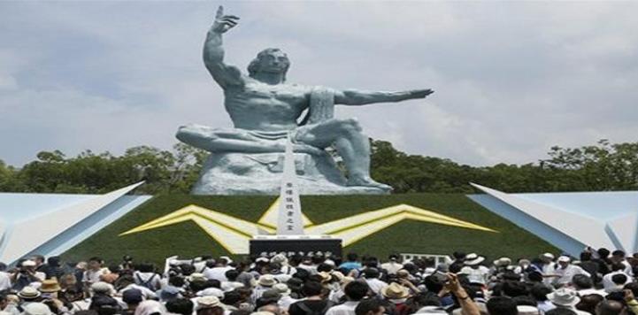 Ημέρα μνήμης στο Ναγκασάκι: 75 χρόνια μετά τη ρίψη ατομικής βόμβας