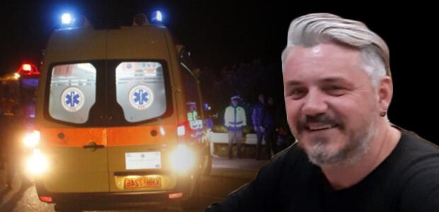 Tραγωδία με νεκρό 45χρονο δικυκλιστή στον περιφερειακό