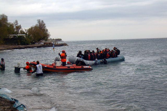 Συναγερμός στη Μυτιλήνη: 17 νεοαφιχθέντες πρόσφυγες θετικοί στον κορονοϊό