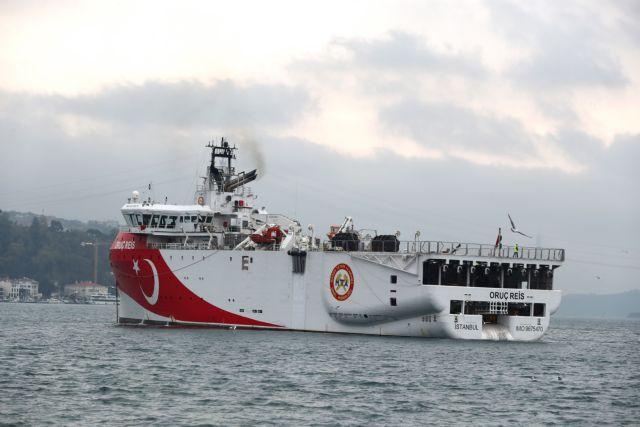 Με αντί-Navtex απαντά η Αθήνα στις νέες τουρκικές προκλήσεις με το Ορούτς Ρέις