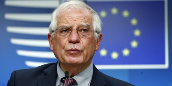 Ζοζέπ Μπορέλ: Ετοιμάζουμε νέο πακέτο κυρώσεων κατά της Άγκυρας