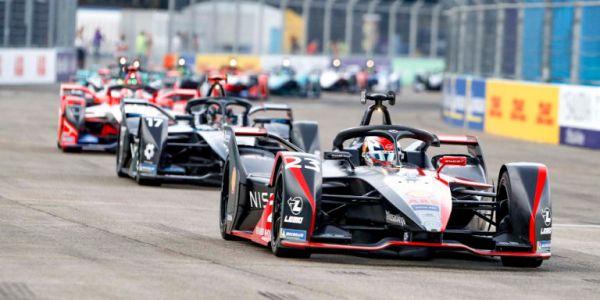 Η Nissan e.dams κατακτά τη 2η θέση στη Formula E