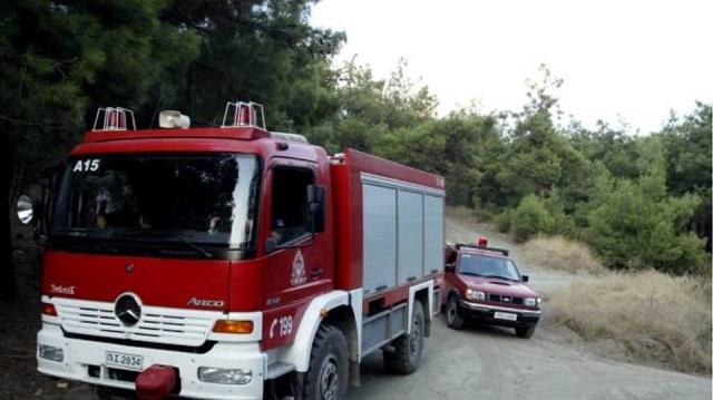 Οχήματα βγήκαν εκτός δρόμου σε Λαμπινιού και Αγ. Σαράντα