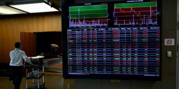 Χρηματιστήριο: Ηπια άνοδος με 0,36%