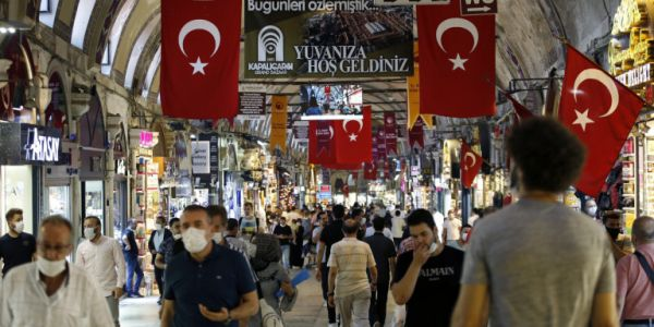 Tagesspiegel: Νέοι προβλήματα στην τουρκική λίρα από την ένταση με την Ελλάδα
