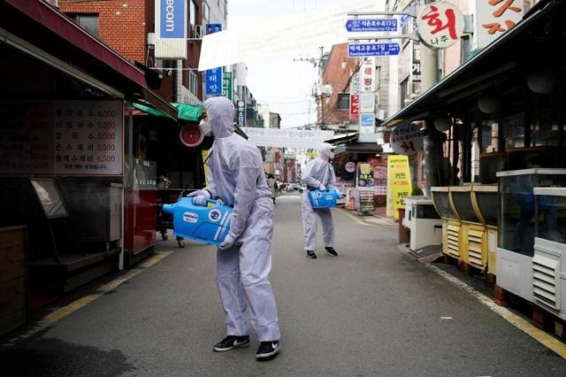 Θλιβερό ρεκόρ κρουσμάτων και στη Νότια Κορέα