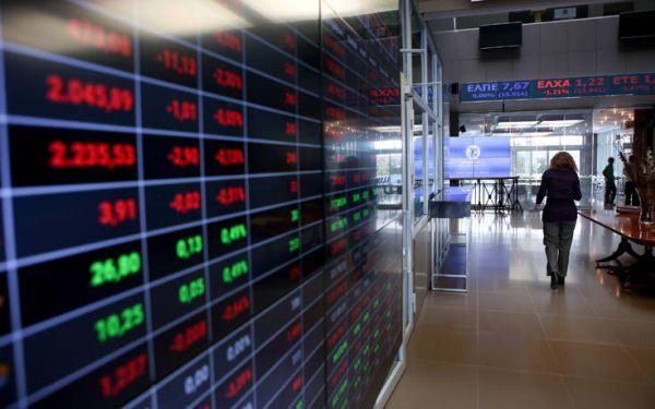 Επιστροφή στις πτωτικές τάσεις για το Χρηματιστήριο Αθηνών