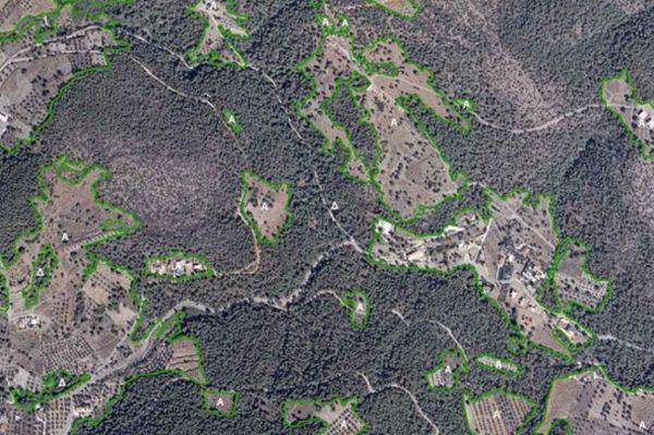 Παρατείνεται η προθεσμία για τους δασικούς χάρτες