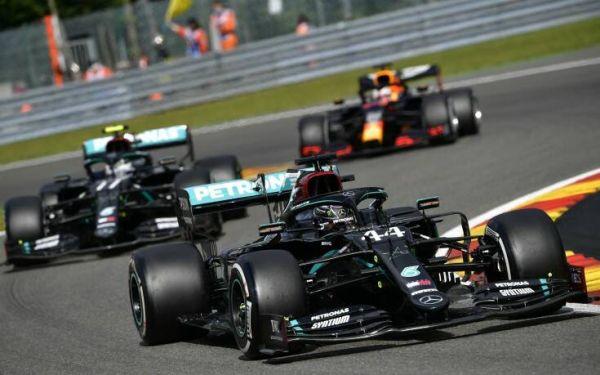 Formula 1: Ασταμάτητος και στο Βέλγιο ο Χάμιλτον