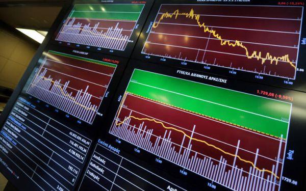 Χρηματιστήριο Αθηνών: Πτωτικές τάσεις κατέγραψαν οι τιμές των μετοχών στην τελευταία συνεδρίαση τη εβδομάδος