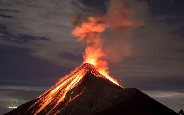 Το τρομακτικό μυστικό που κρύβουν ακόμα και τα πιο ασφαλή ηφαίστεια