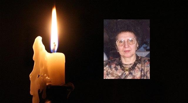 Κηδεία ΔΗΜΗΤΡΑΣ ΘΕΜ. ΑΓΓΕΛΟΥΣΗ