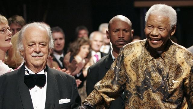Έφυγε από τη ζωή ο Έλληνας δικηγόρος του Νέλσον Μαντέλα, Τζορτζ Μπίζος