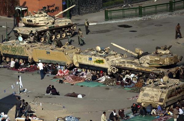 Αιματοκύλισμα ξανά στην Αίγυπτο