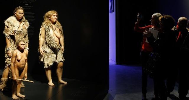 Ανακαλύφθηκαν πατημασιές Homo Sapiens ηλικίας 120.000 ετών