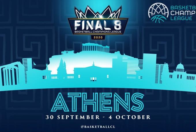 Οριστικά στην Αθήνα το Final-8 του BCL με πρωθυπουργική παρέμβαση!