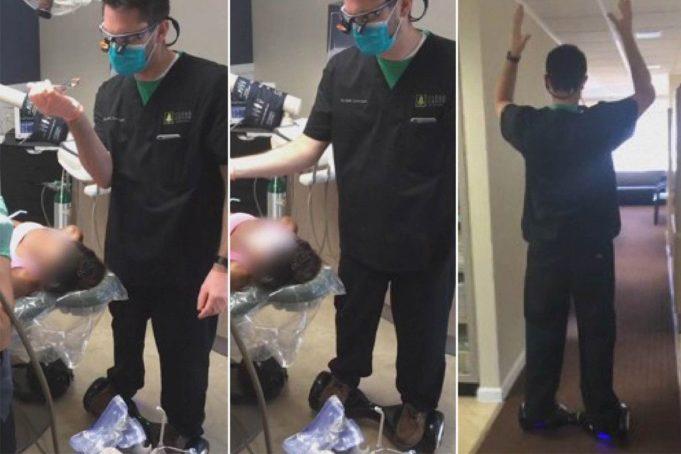 Κάθειρξη 12 ετών σε οδοντίατρο που χειρουργούσε πάνω σε ένα… hoverboard