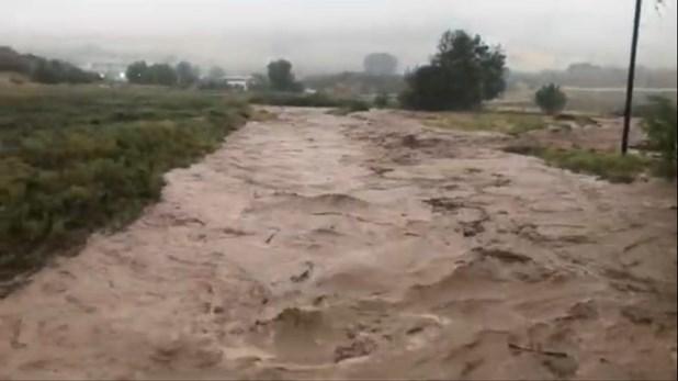 Προσπάθεια αποκατάστασης των άμεσων αναγκών στα Φάρσαλα - Αύριο η καταγραφή των ζημιών