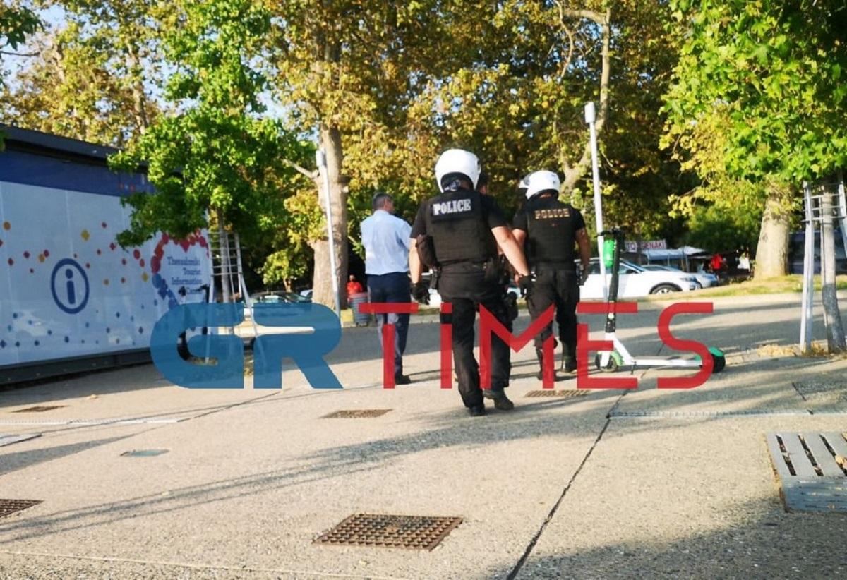 Θεσσαλονίκη: Μία προσαγωγή στη συγκέντρωση κατά των μασκών στα σχολεία
