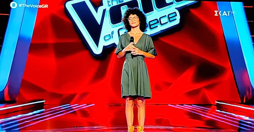Στην επόμενη φάση του The Voice η Βολιώτισσα Βιργινία Δρογγούλα