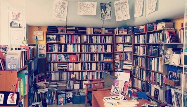 Ημέρα για τα μικρά βιβλιοπωλεία
