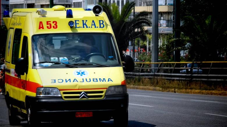 Νεμέα: Φοβερό τροχαίο με έναν νεκρό και 8 τραυματίες