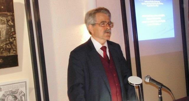 Τιμάται ο δρ. Δημήτριος Καραμπερόπουλος για τα 30 χρόνια έρευνας