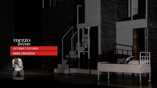 Παγκόσμια τηλεοπτική μετάδοση για την όπερα «Βότσεκ» της Εθνικής Λυρικής Σκηνής