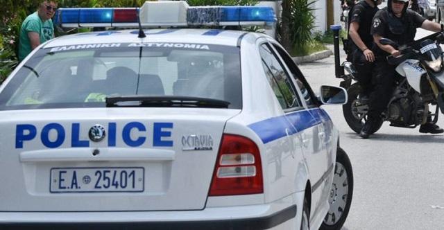 Οδηγός «χάρος» στη Λάρισα: Αυτοκίνητο καταδιωκόμενο από αστυνομικούς μπήκε στο αντίθετο ρεύμα