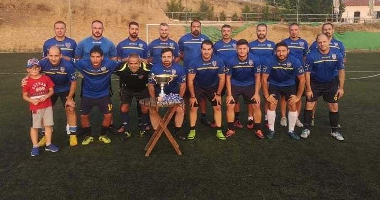 Κατάκτηση πρωταθλήματος με συγκίνηση για την Boca Sport