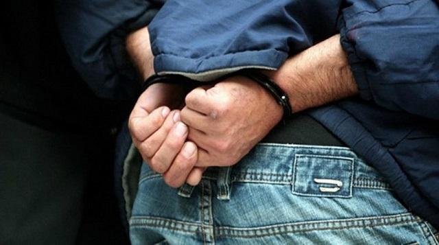 Καταδικάστηκε στην Κρήτη και συνελήφθη στη Λάρισα