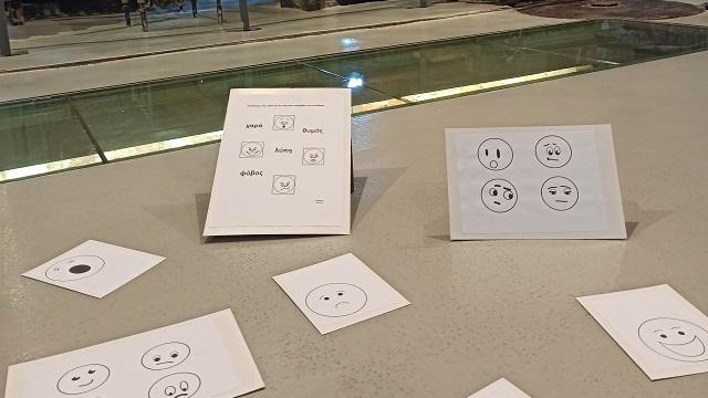 «Συνομιλώντας με τα συναισθήματά μας» στο Μουσείο Πλινθοκεραμοποιίας στο Τσαλαπάτα
