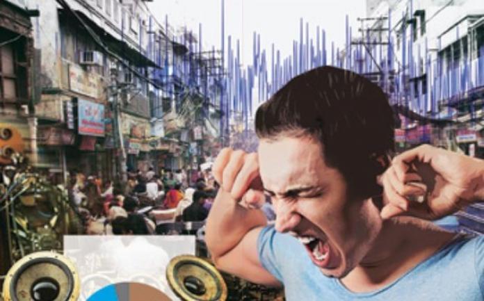 Ηχορύπανση: Αυτές είναι οι πιο θορυβώδεις πόλεις της Ελλάδας