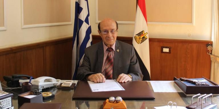Πέθανε από κορονοϊό ο πρόεδρος της Ελληνικής Κοινότητας Αλεξάνδρειας Εδμόνδος Κασιμάτης