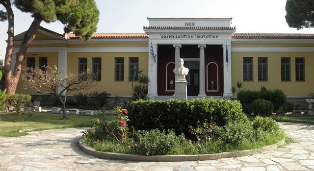 Εκσυγχρονίζεται ο αύλειος χώρος του Μουσείου Βόλου