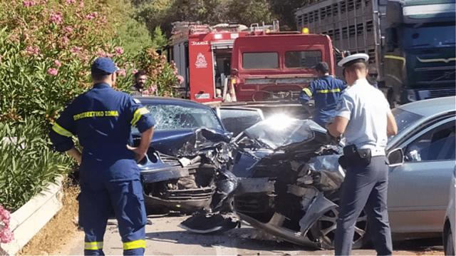 Σοκαριστικά στοιχεία για τα τροχαία στην Ελλάδα: Το προφίλ του παραβάτη οδηγού
