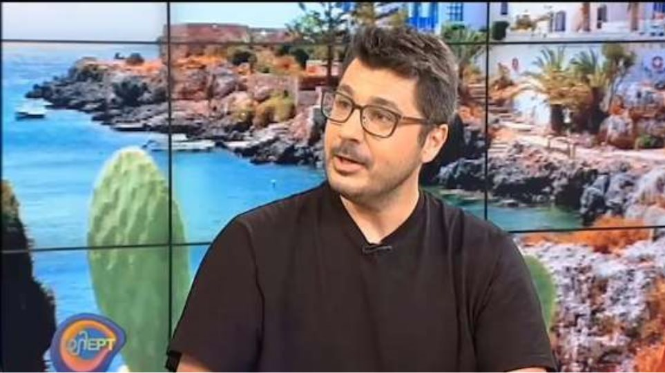 Λάμπρος Κωνσταντάρας: Θετικός στον κορωνοϊό ο δημοσιογράφος του «φλΕΡΤ»