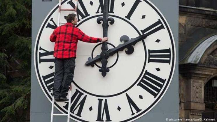Αλλαγή ώρας και... άλλα παράδοξα