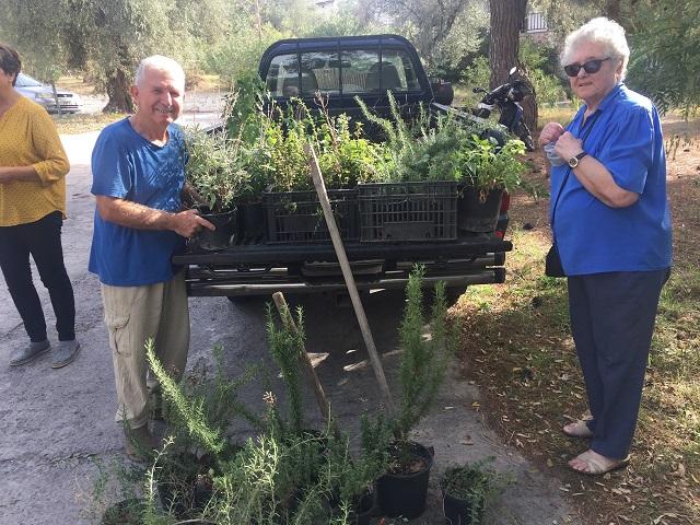 Πράσινο φως για βοτανικό κήπο στην Οθρυ μετά προσπάθειες πέντε ετών