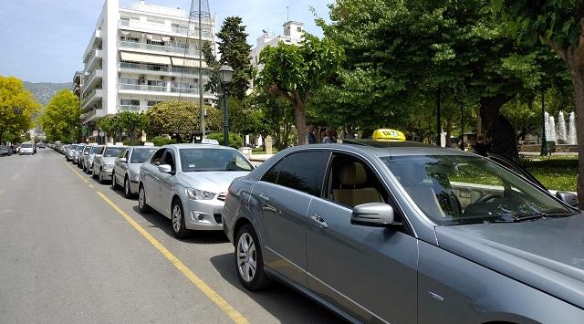 Εξετάσεις για απόκτηση άδειας οδήγησης Ταξί
