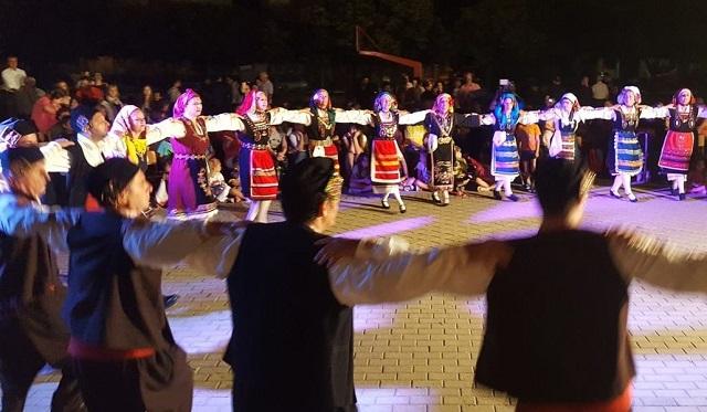 Σε χορευτικά βήματα ο Σύλλογος Θρακών Μαγνησίας