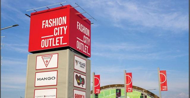 Ενδιάμεσες εκπτώσεις Νοεμβρίου με έως -80% στο Fashion City Outlet