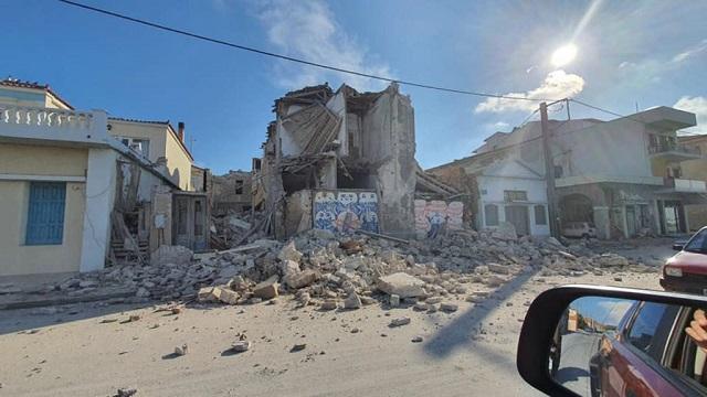 Τραγωδία στη Σάμο: Δυο παιδιά νεκρά -Καταπλακώθηκαν από τοίχο