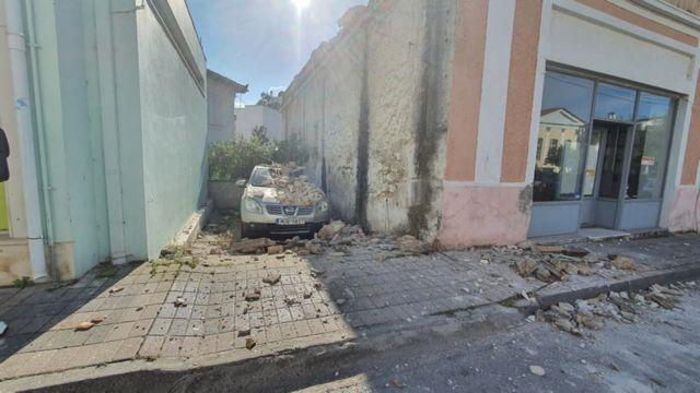Συγκινεί ο πατέρας του 17χρονου που χάθηκε στο σεισμό στη Σάμο