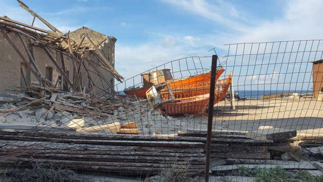 Σεισμός: Σε κατάσταση έκτακτης ανάγκης η Χίος