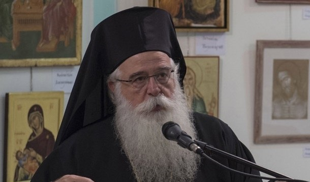 Μητροπολίτης Ιγνάτιος: «Όχι σε νέο lock down στους Ιερούς Ναούς»